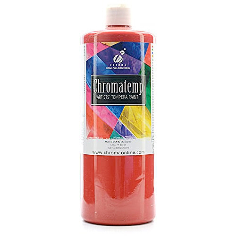 Chromatemp 32 Oz Red