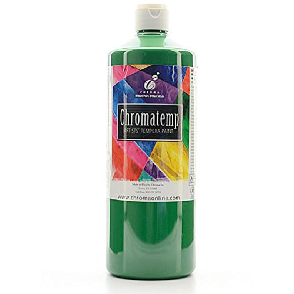 Chromatemp 32 Oz Green