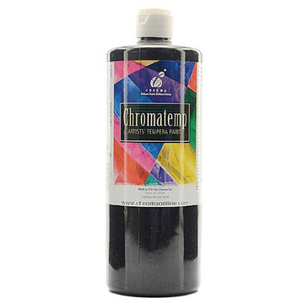 Chromatemp 32 Oz Black