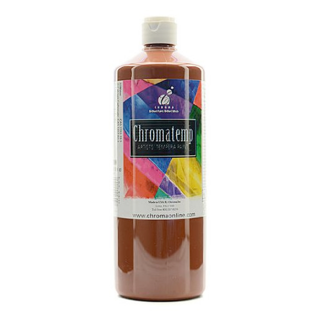Chromatemp 32 Oz Brown