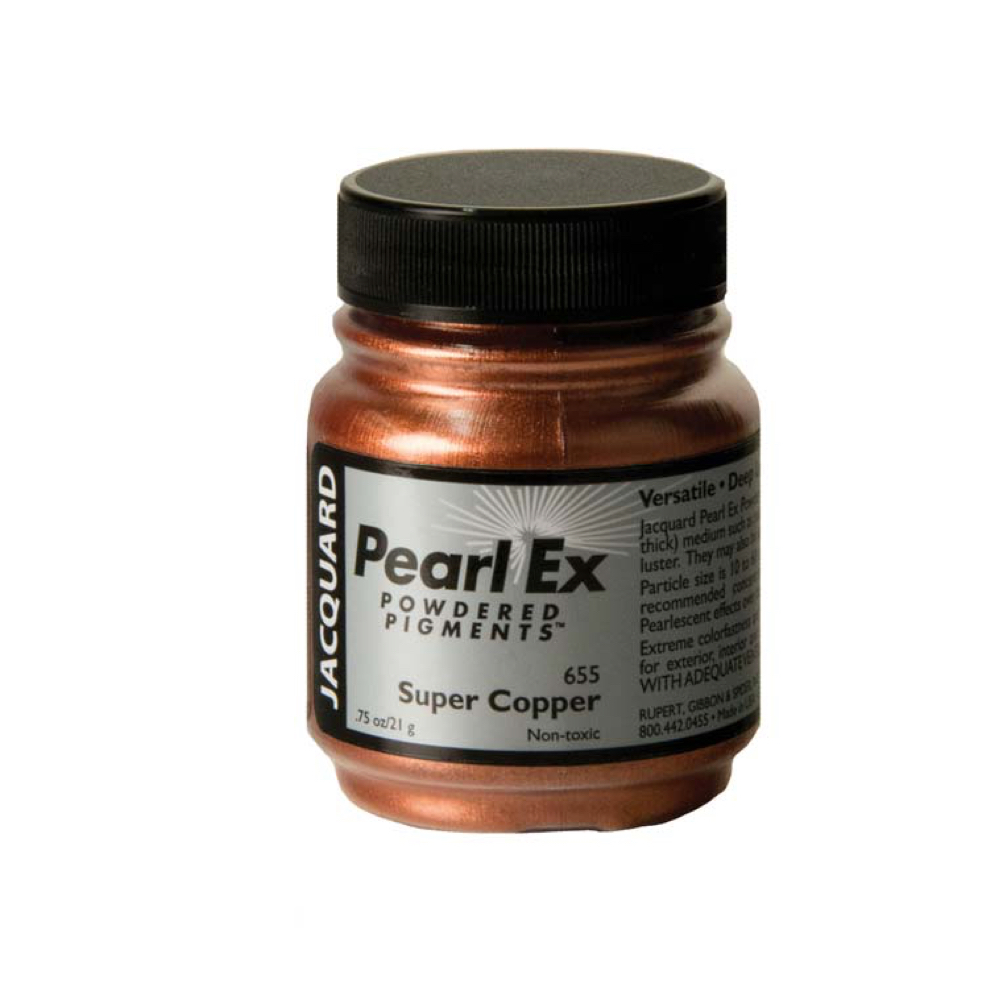 Pearl Ex Pigment .75 Oz Super Copper