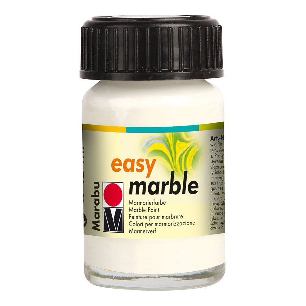 Marabu Easy Marble 070 White 15ml