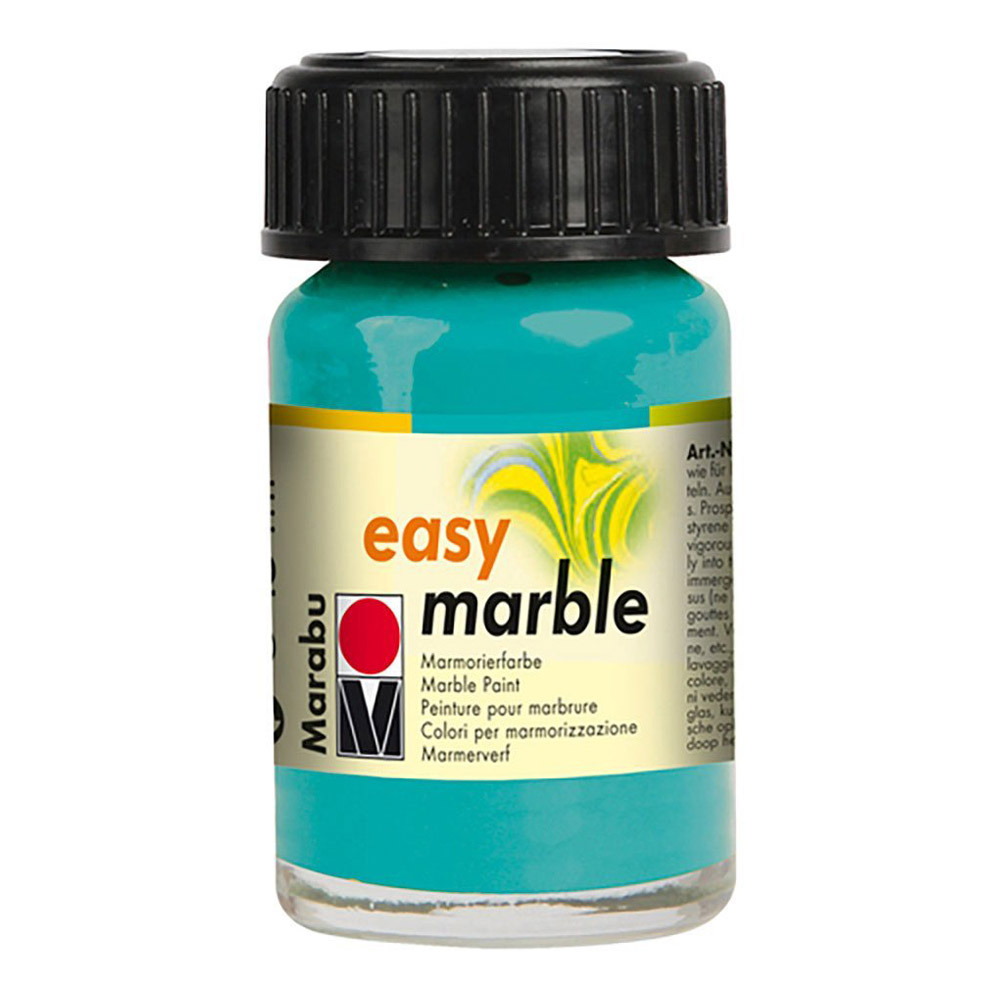 Marabu Easy Marble 297 Aqua Green 15ml