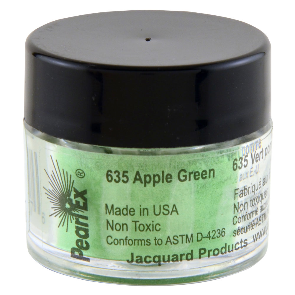 Jacquard Pearl Ex 3 gram #635 Apple Green