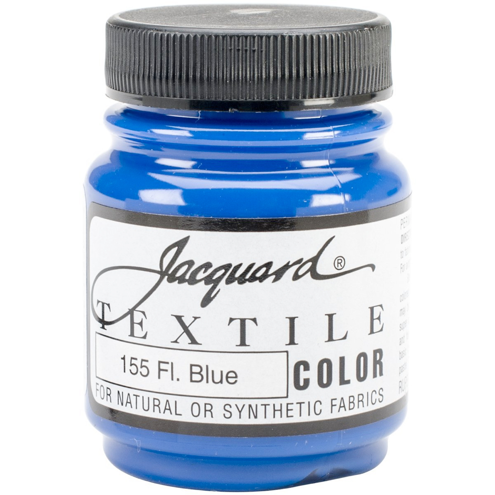 Jacquard Textile Paint 2.25 Oz Fl Blue