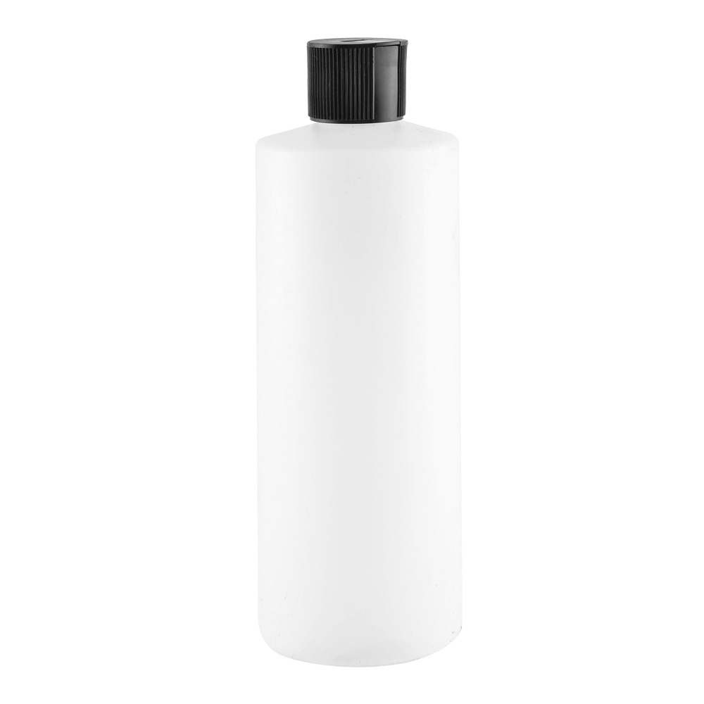 Plastic Squirt Bottle With Lid 16 Oz
