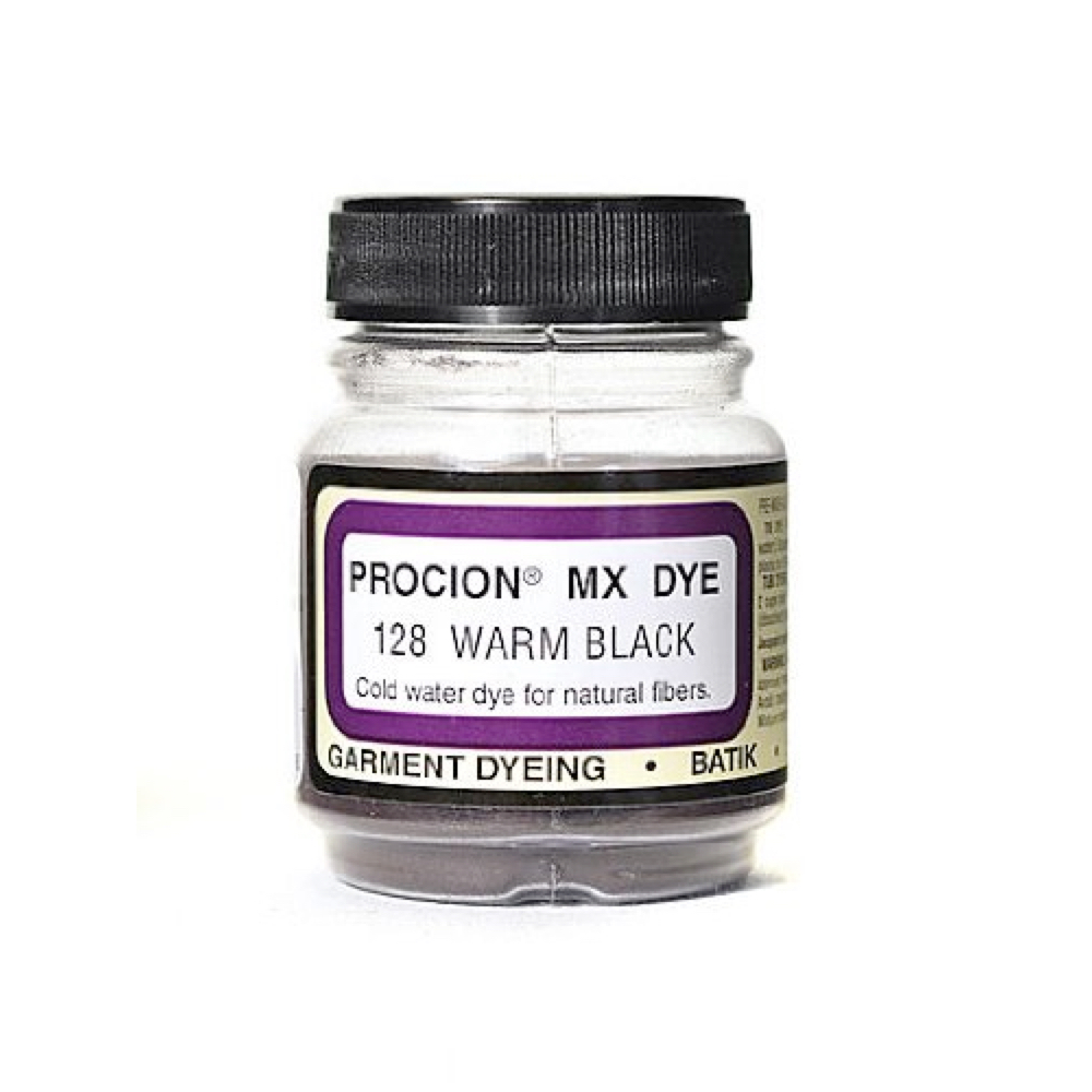 Procion Dye Warm Black .75Oz