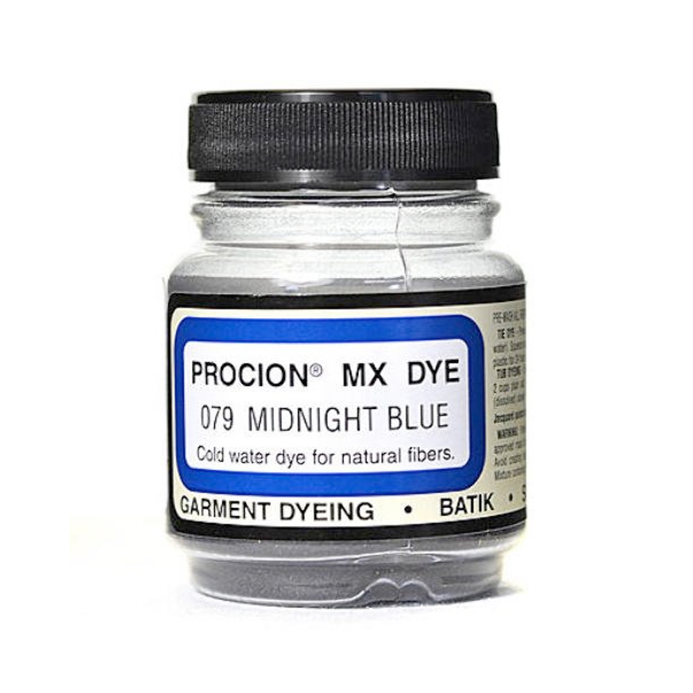 Procion Dye Midnight Blue