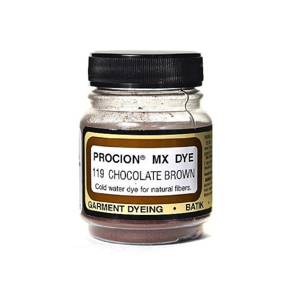 Procion Dye Chocolate Brown