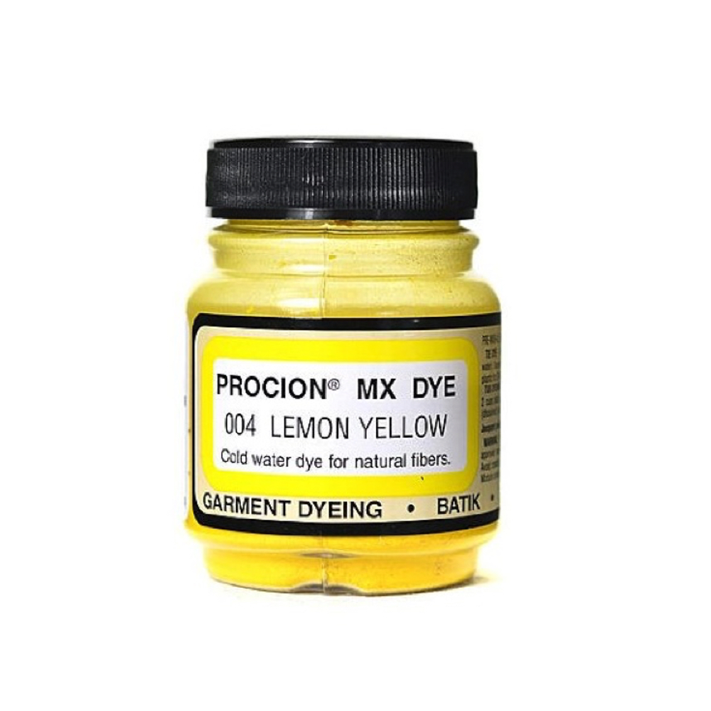 Procion Dye Lemon Yellow .75Oz