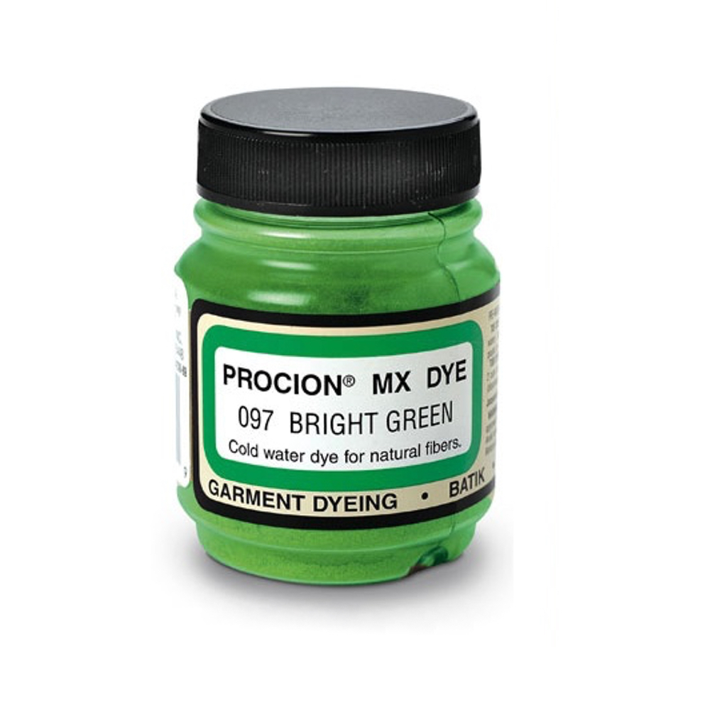 Procion Dye Bright Green .75Oz