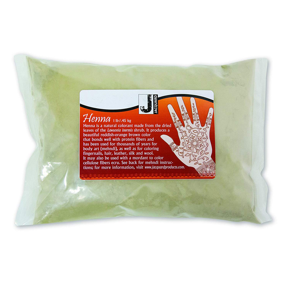 Jacquard Henna 1 Pound Bag