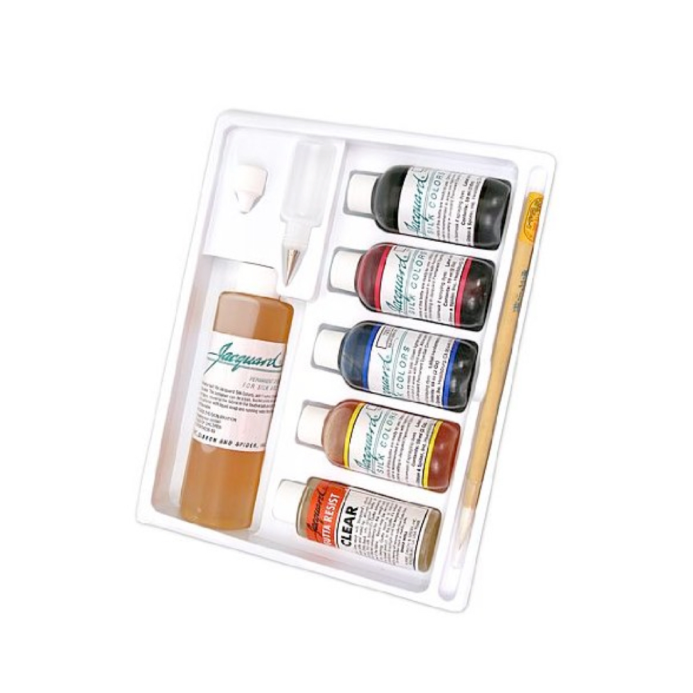 Jacquard Silk Painting Kit