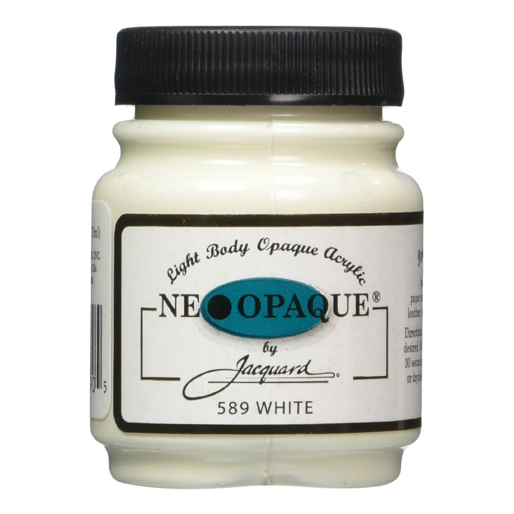 Jacquard Neopaque 2.25 Oz 589 White