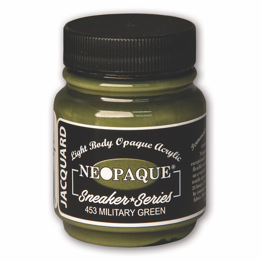Jacquard Neopaque 2.25 Oz Military Green