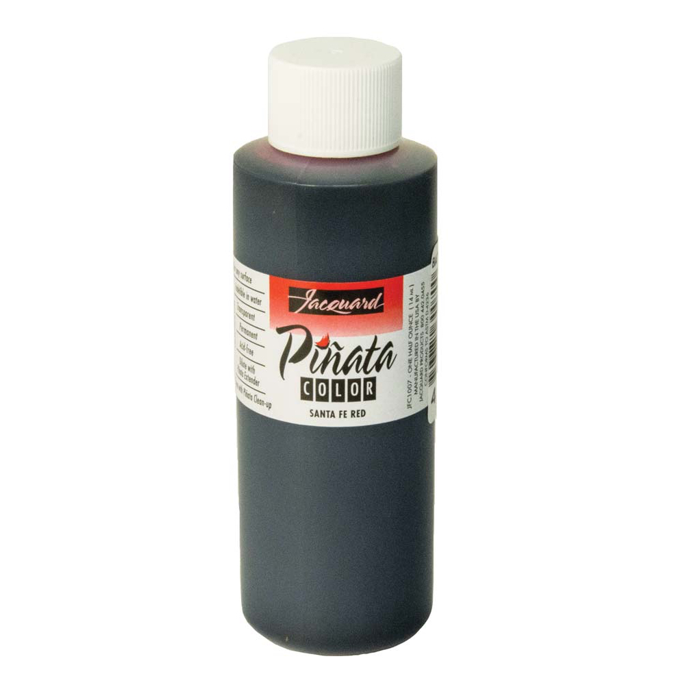 Pinata Alcohol Ink Santa Fe Red 4 Oz