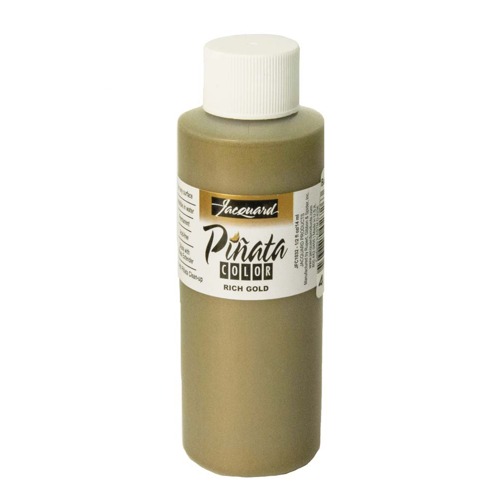 Pinata Alcohol Ink Rich Gold 4 Oz