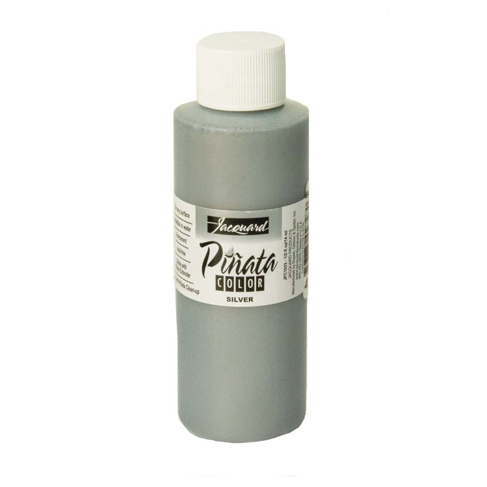 Pinata Alcohol Ink Silver 4 Oz