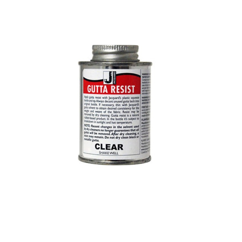 Jacquard Gutta Resist 4 Oz. Clear