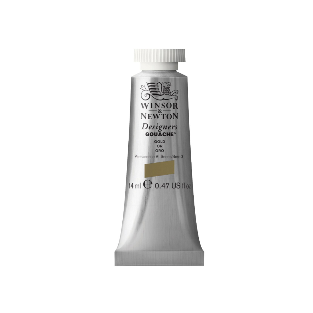 W&N Designers Gouache 14Ml Gold