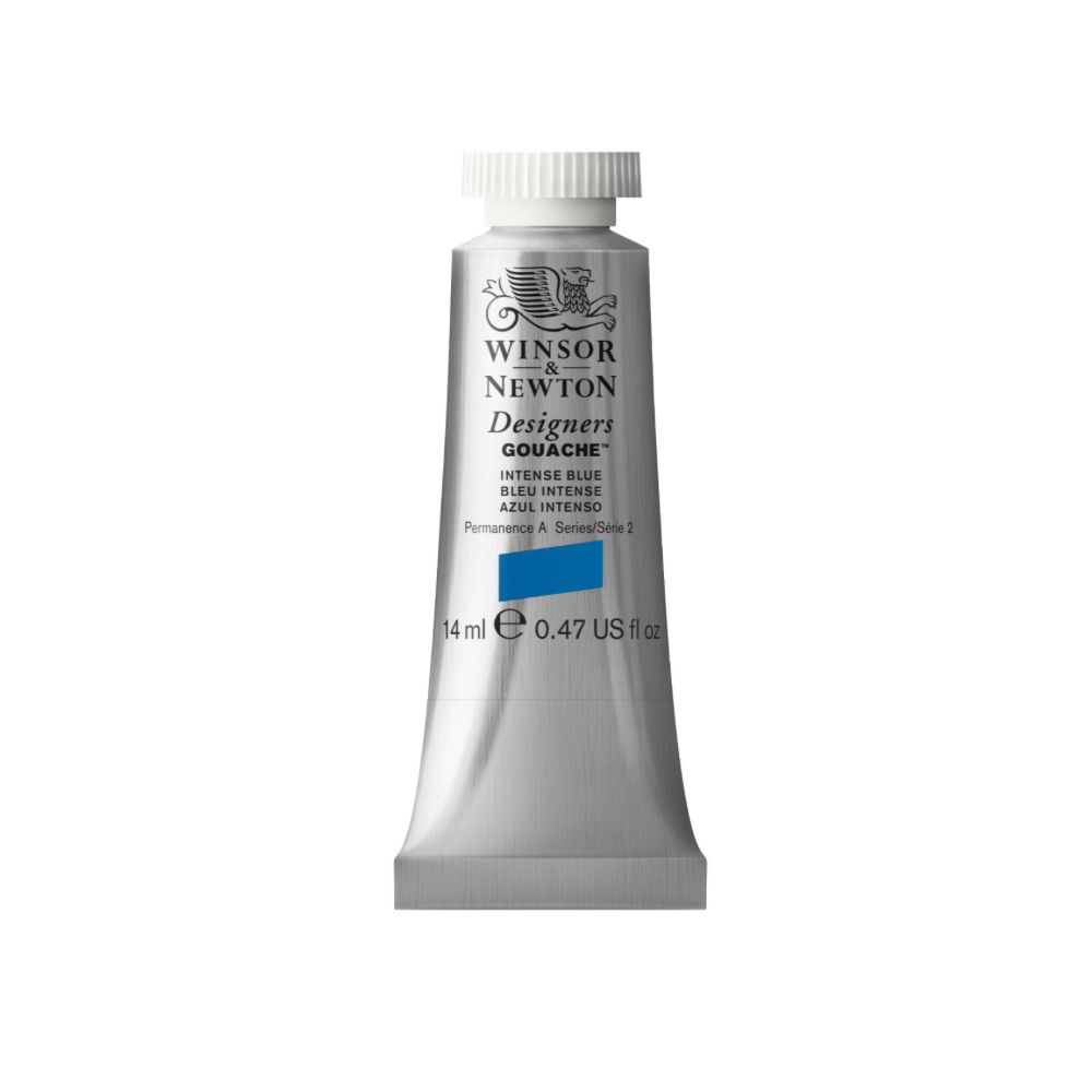 W&N Designers Gouache 14Ml Intense Blue