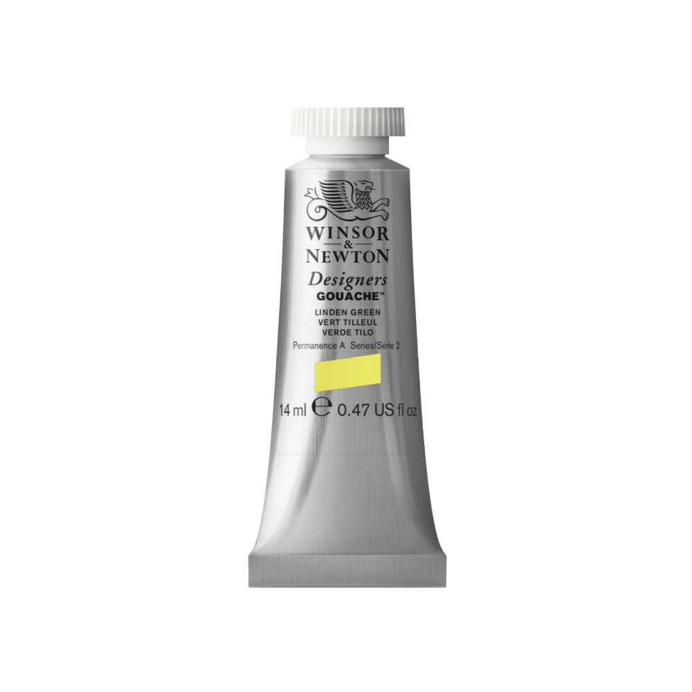 W&N Designers Gouache 14Ml Linden Green