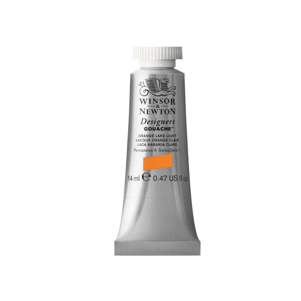 W&N Designers Gouache 14Ml Orange Lake Lt