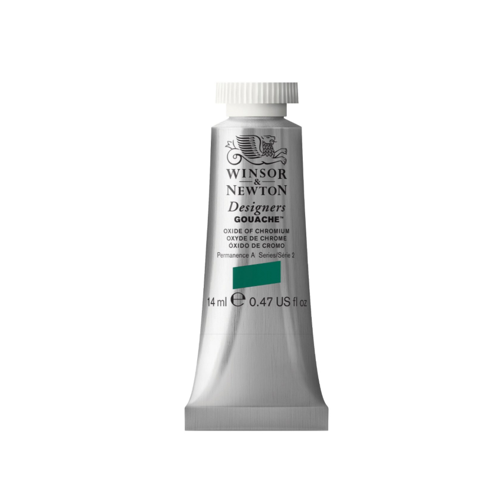 W&N Designers Gouache 14Ml Oxide/Chrome