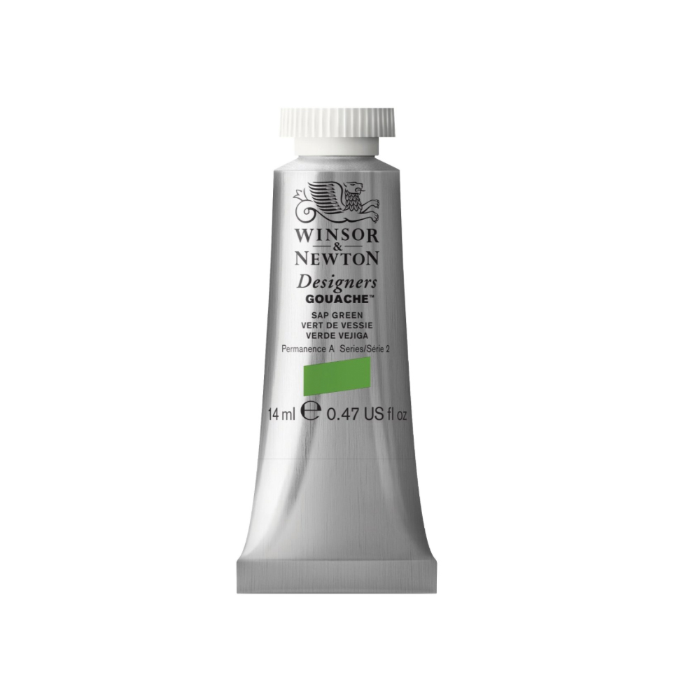 W&N Designers Gouache 14Ml Sap Green