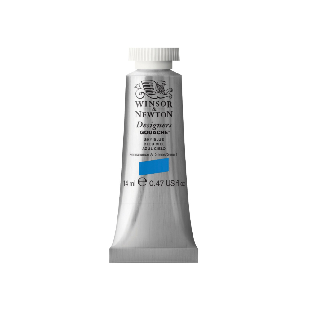 W&N Designers Gouache 14Ml Sky Blue