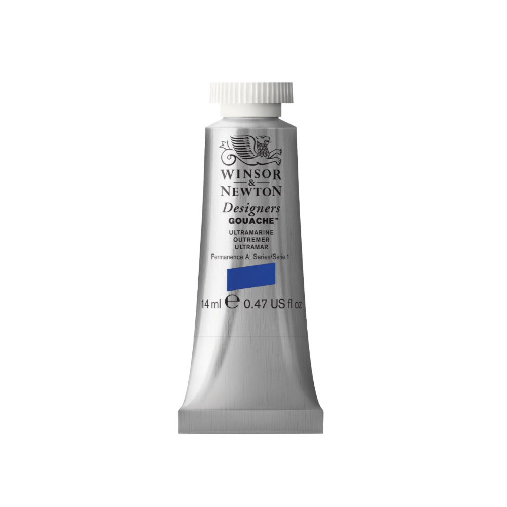W&N Designers Gouache 14Ml Ultramarine