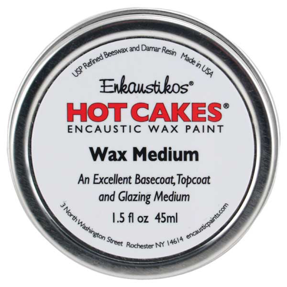 Enkaustikos Hot Cakes Wax Medium 1.5 Oz