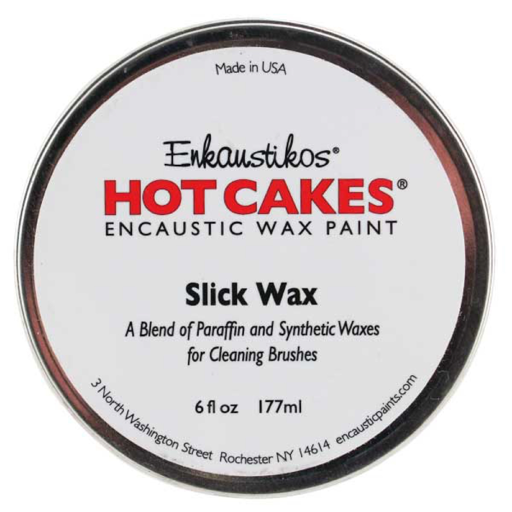 Enkaustikos Hot Cakes Slick Wax 6 Oz