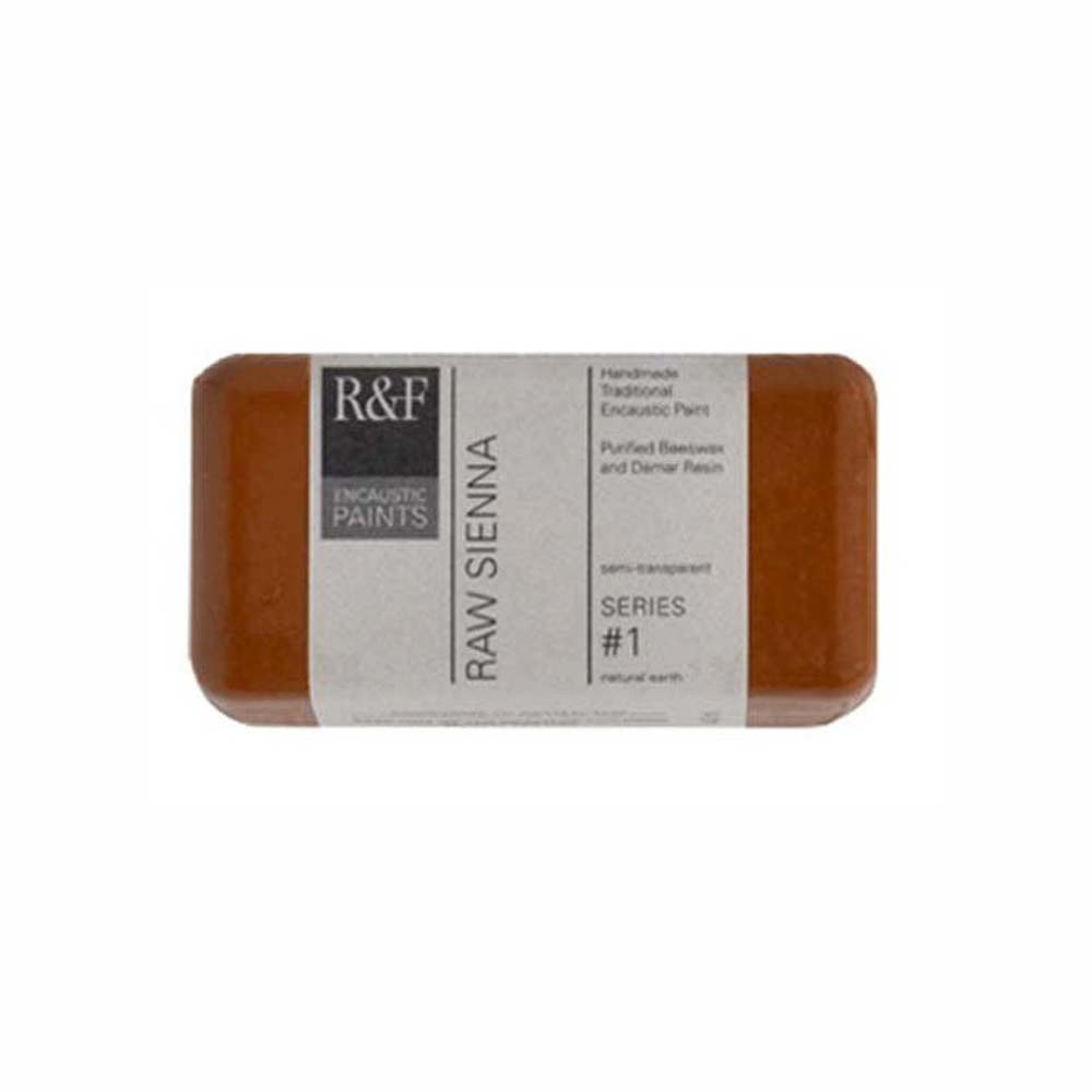R&F Encaustic 40Ml Raw Sienna