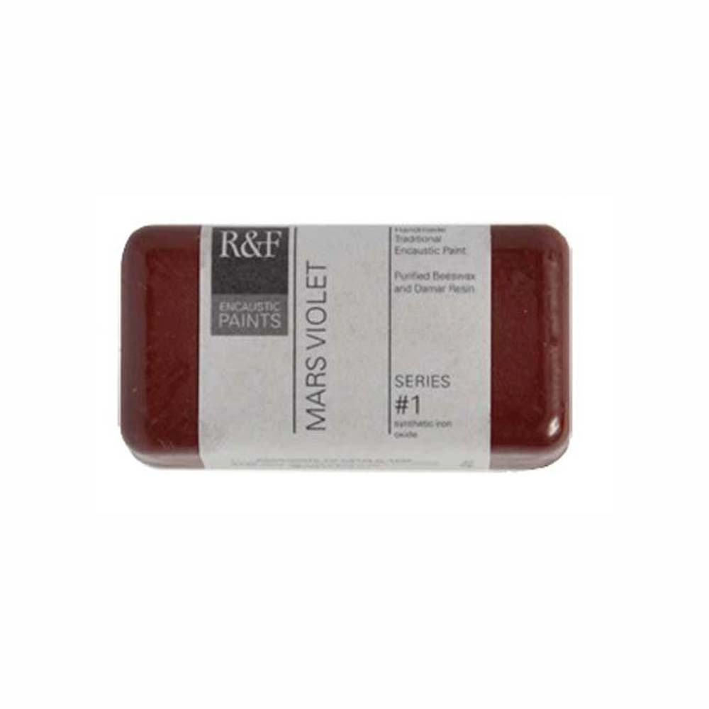 R&F Encaustic 40Ml Mars Violet