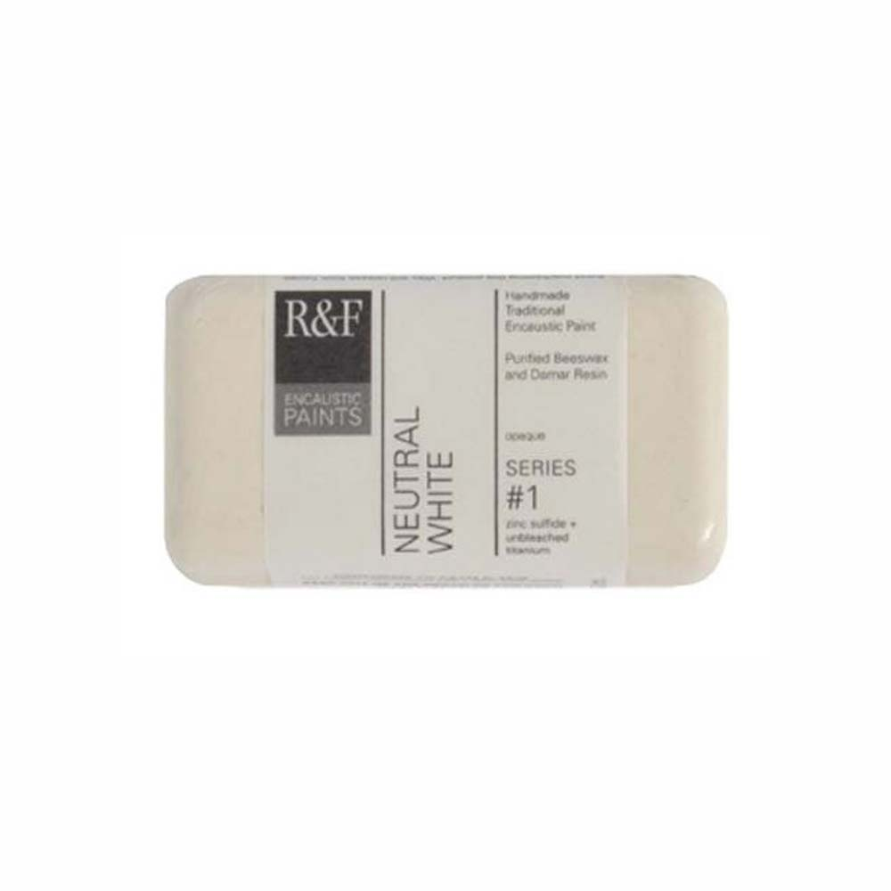 R&F Encaustic 40Ml Neutral White