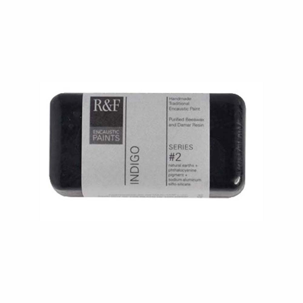 R&F Encaustic 40Ml Indigo