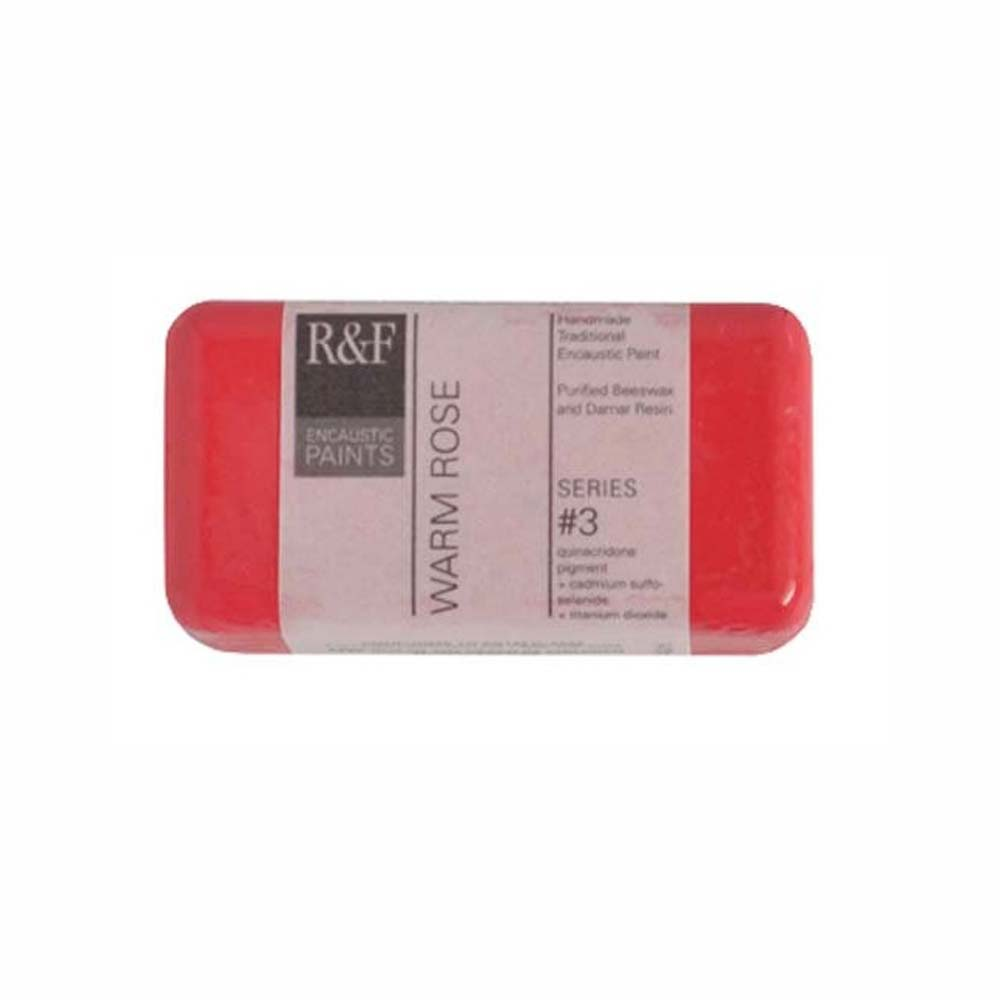 R&F Encaustic 40Ml Warm Rose