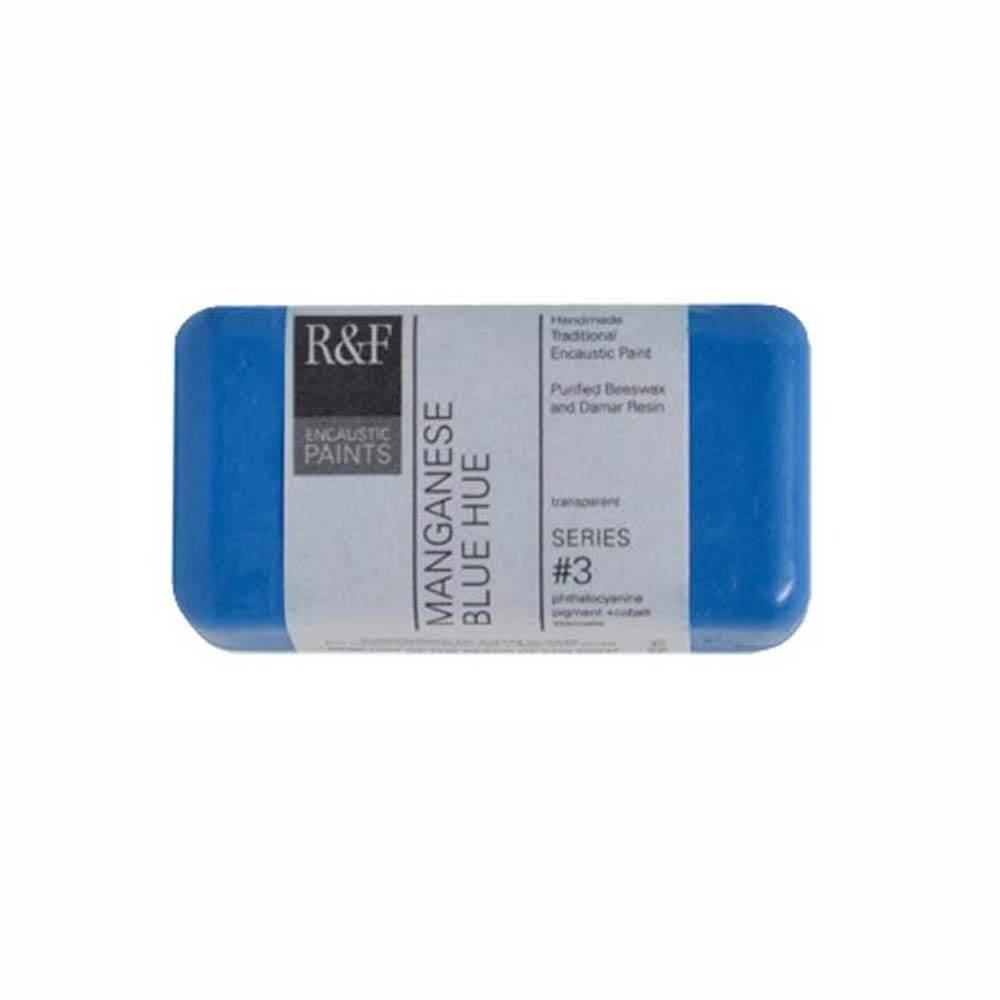 R&F Encaustic 40Ml Manganese Blue Hue