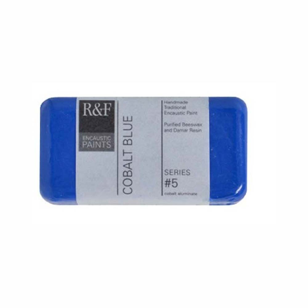 R&F Encaustic 40Ml Cobalt Blue
