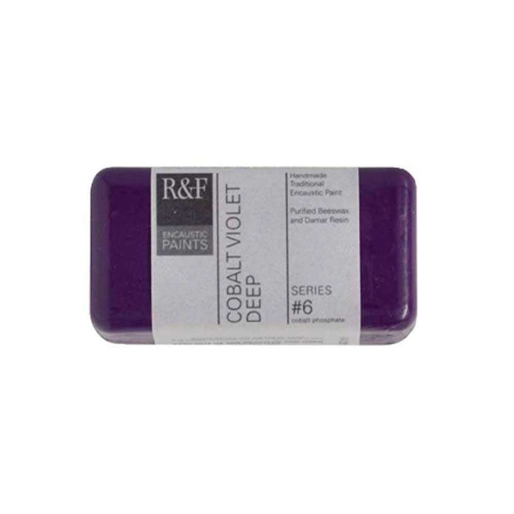 R&F Encaustic 40Ml Cobalt Violet Deep