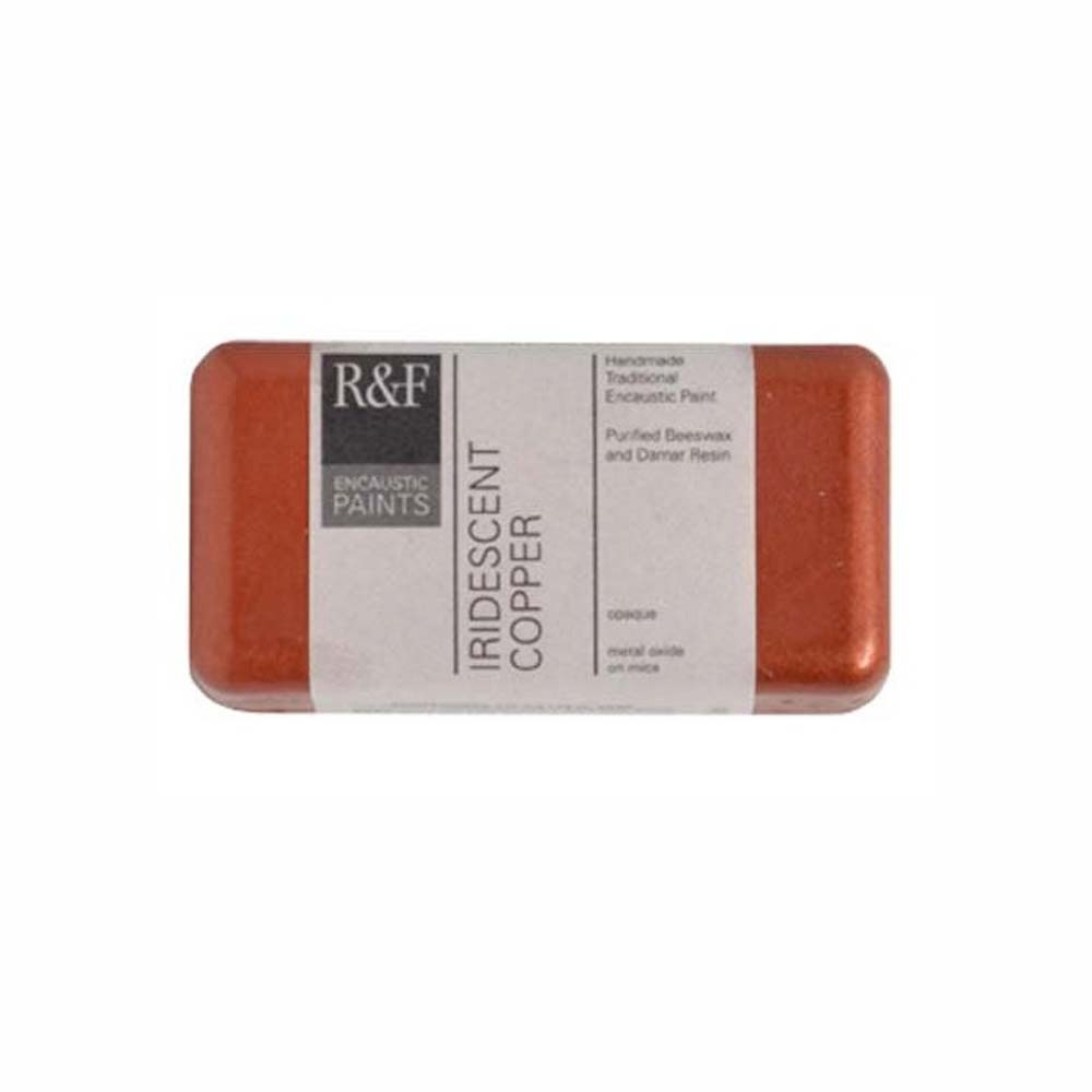 R&F Encaustic 40Ml Iridescent Copper
