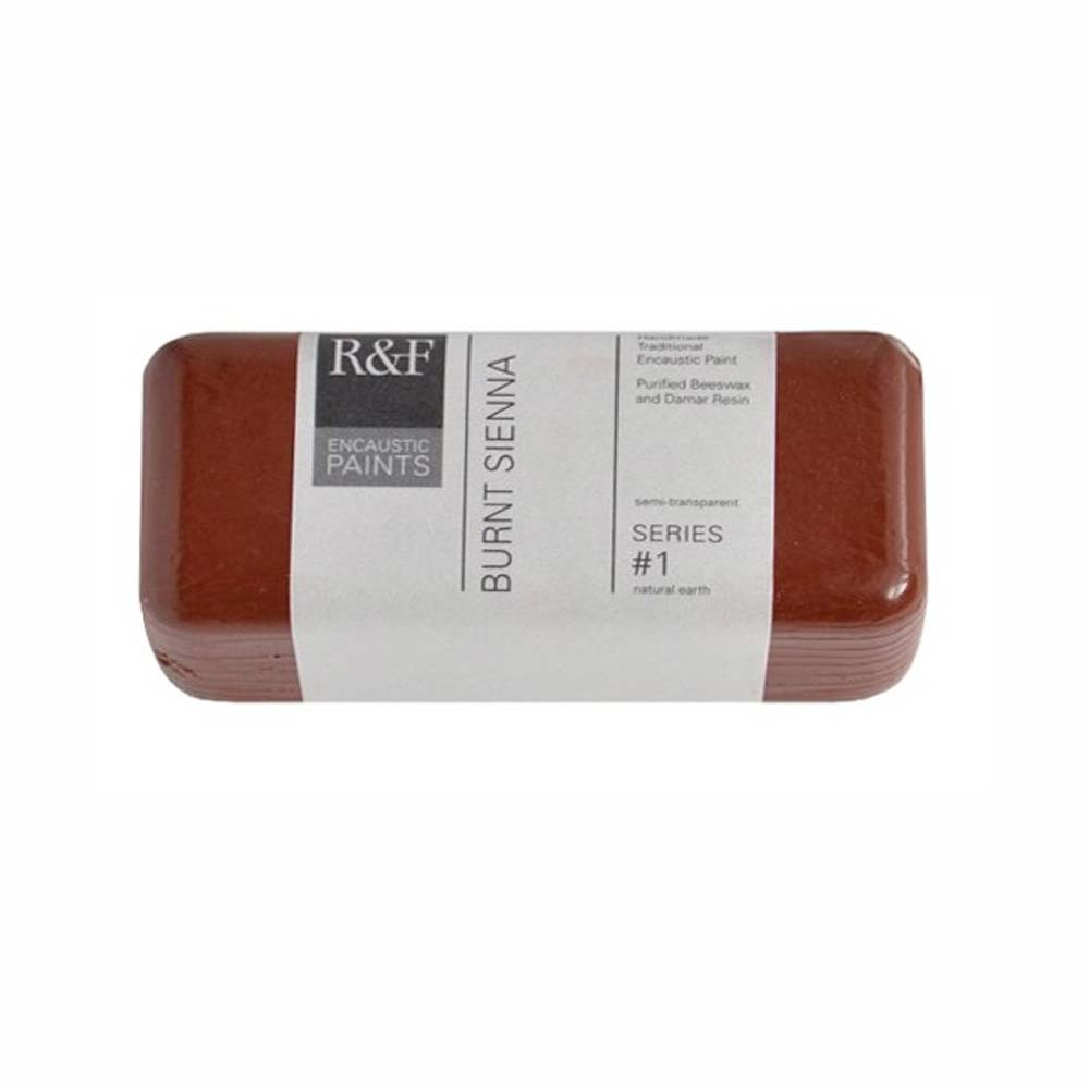 R&F Encaustic 104Ml Raw Sienna