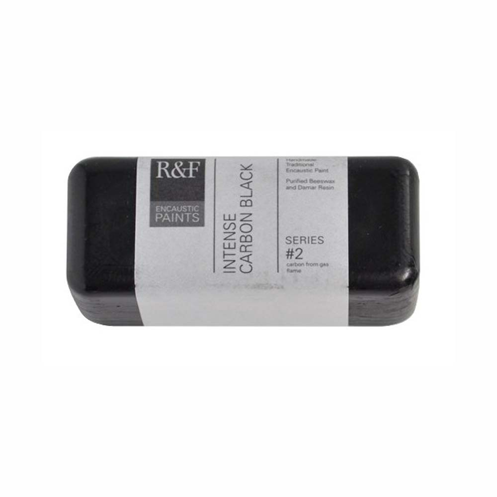 R&F Encaustic 104Ml Intense Carbon Black
