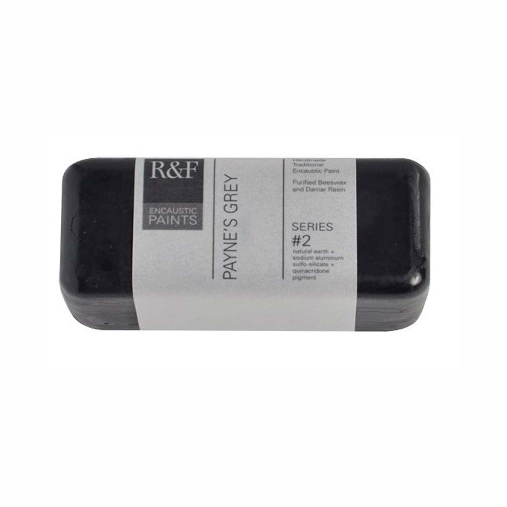 R&F Encaustic 104Ml Payne's Grey