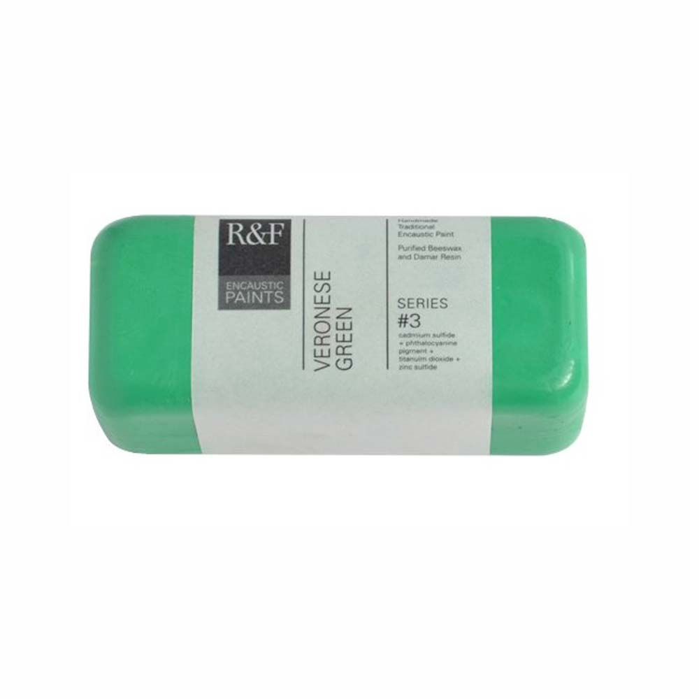 R&F Encaustic 104Ml Veronese Green
