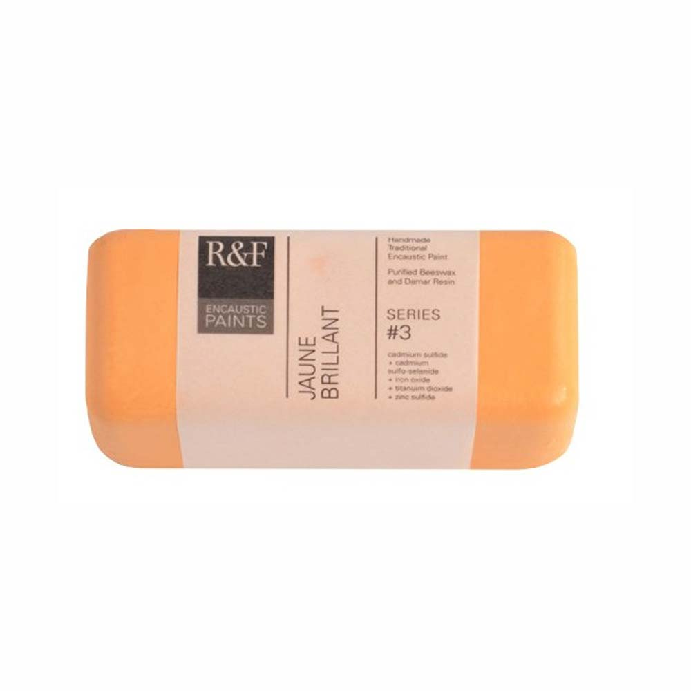 R&F Encaustic 104Ml Jaune Brilliant