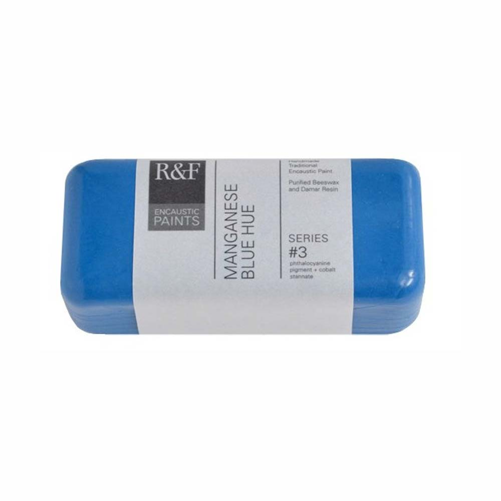 R&F Encaustic 104Ml Manganese Blue Hue