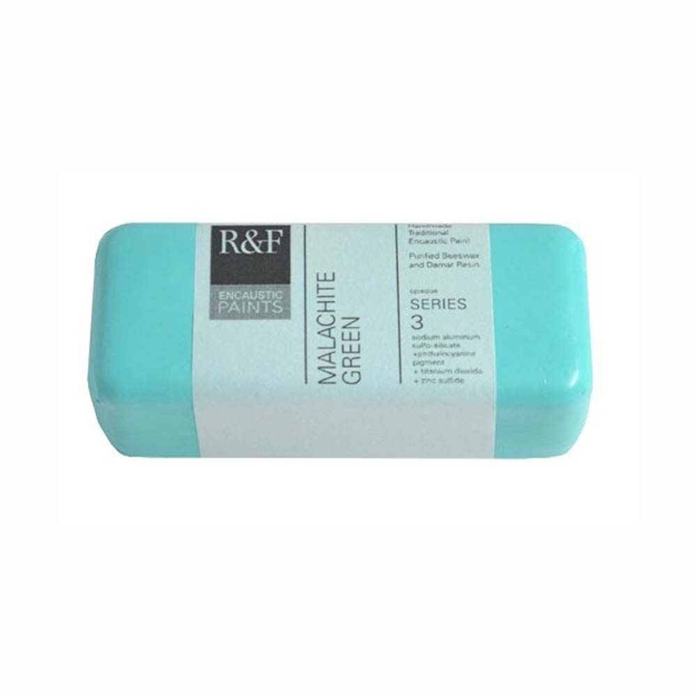 R&F Encaustic 104Ml Malachite Green