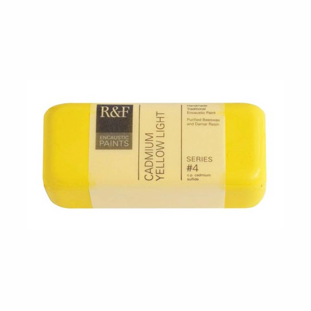 R&F Encaustic 104Ml Cadmium Yellow Light
